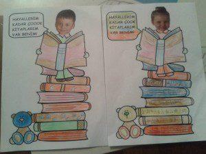 hayallerim ve kitaplarım 3