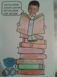 hayallerim ve kitaplarım 5