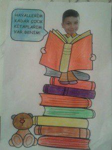 hayallerim ve kitaplarım 8