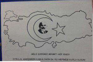 istiklal Marşımızın kabulü - Mehmet Akif Ersoy etkinliği (5)