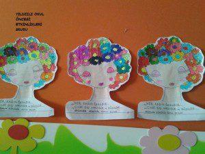 kadınlar günü etkinlik örneği-sanat etkinliği- (4)