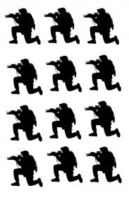 türk askerleri 1