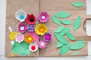 çiçekli taçlar 4