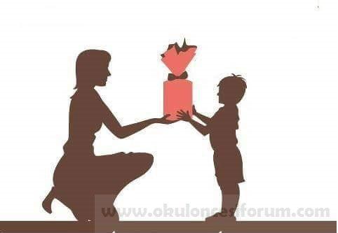 Altın Kalpli Fedakar Annemiz şarkısı Ve örnek Slayt Okul öncesi