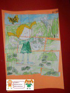ilkbahar puzzle 8