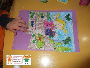 ilkbahar puzzle 9