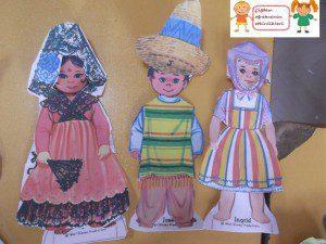 kağıt bebekler 2