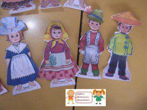 kağıt bebekler 4
