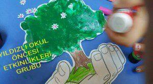 orman haftası boyama sayfası (1)