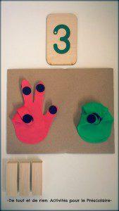 parmaklar ile saymak aracı 2