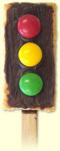 trafik lambası kurabiye 3