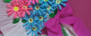 Onlar benim masum çiçeklerim (24 kasım öğretmenler günü etkinliği)