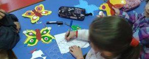 Okul öncesi eğitimde büyük küçük kavramı ile sanat etkinlikleri