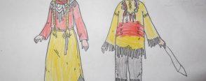Kovboylar ve Kızılderililer ( Amerikayı öğreniyoruz)