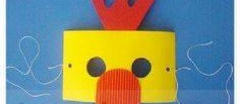 Tavuk-Horoz Maskesi