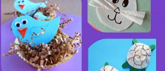 Cupcake kağıtlarından  cici etkinlikler😉