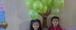 Balon ağaç :)