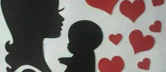 Anneler günü için kalpli kartlar 💞
