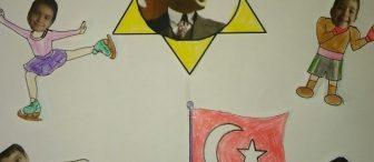 Atatürk ve sporcuları