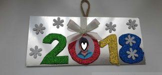 2018 Yeni Yıl Kartı