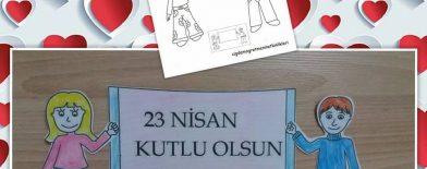 23 Nisan Boyama Sayfalari Arsivleri Okul Oncesi Etkinlikleri