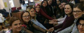 İstanbul Montessori Eğitmen Eğitimi Kasım 2017