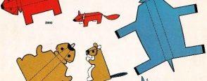 3 boyutlu hayvanlar