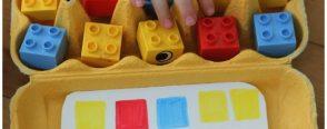 Okul öncesi çocuklarına eşleştirme oyunları