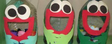 Eğlenceli şişeler :)