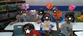 Annemize kalbimizden açılan çiçek…