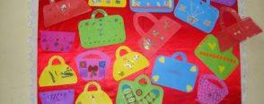Çantalarımız (karne hediyesi için)
