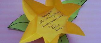 ANNELER GÜNÜ KARTI