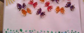 İlkbahar ve kelebekler :)