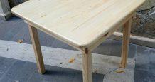 Montessori Masaları Tek veya Çoklu Ölçü
