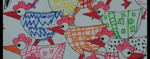 Desen desen tavuklar