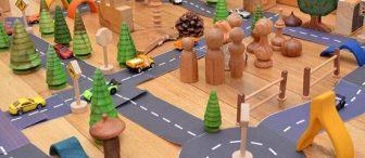 Trafik oyunları için caddeler