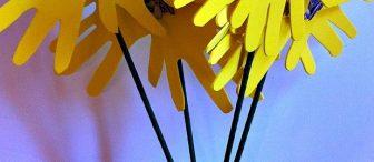 Annelerimiz için Ayçiçeği yapalım :)
