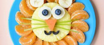 Sevimli meyve tabakları :)