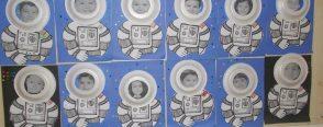 Astronot olduk biz !
