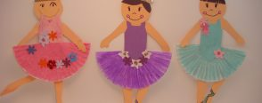 Sevimli balerinler :)
