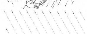 Okul öncesin eğitimde çizgi çalışmaları etkinlik örnekleri