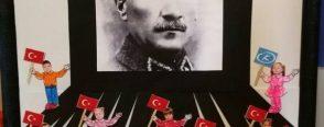 Atatürk proje çalışması