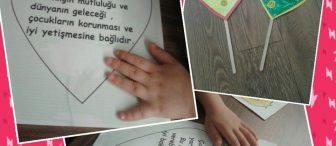 Dünya Çocuk Günü Pankartlarımız