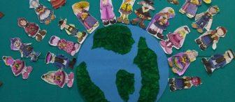 Dünya Çocuk Günü Proje Çalışması