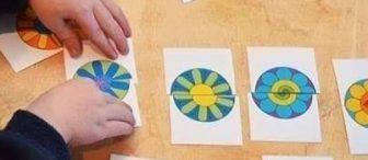 Eğitici oyuncak, Parça bütün kavramı için şablonlar