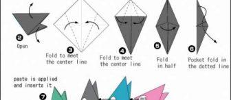 Origami Ejderha