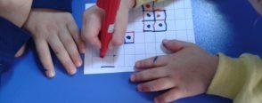 Basit ve eğlenceli eğitici matematik  dikkat oyunu