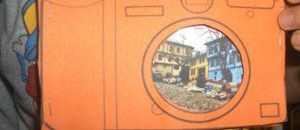 Turist olduk..! Fotoğraf makinelerimizle…