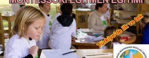 İlkokul Seviyesi İleri Seviye Montessori Eğitmen Eğitimi