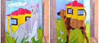 Kedi ve Köpek Agamograf